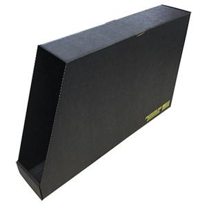37610-BIN BOX, CLOSED REEL, DIP TUBE 24-3/8 X 2-11/16 X 15-1/4 IN
