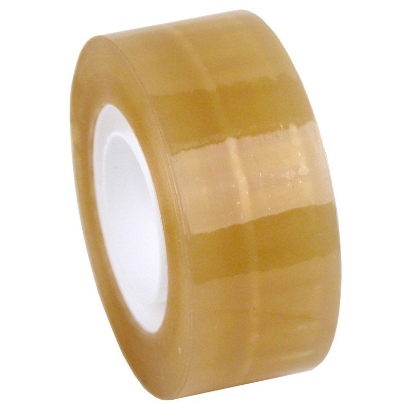 46902-WESCORP ESD TAPE, CLEAR 36 YDS, 1 IN, 1 IN CORE