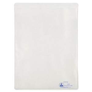 47516-DOCUMENT HOLDER, ESD, STATIC DISS, 6-3/8IN x 8-5/8IN, 25 PK