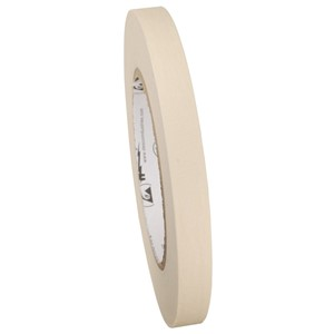 WESCORP MASKING TAPE,  HI TEMP, 60 YDS, 1/2''