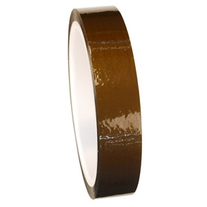 47028-WESCORP ESD TAPE, POLYIMIDE, HI TEMP, 3/4 IN x 36 YDS