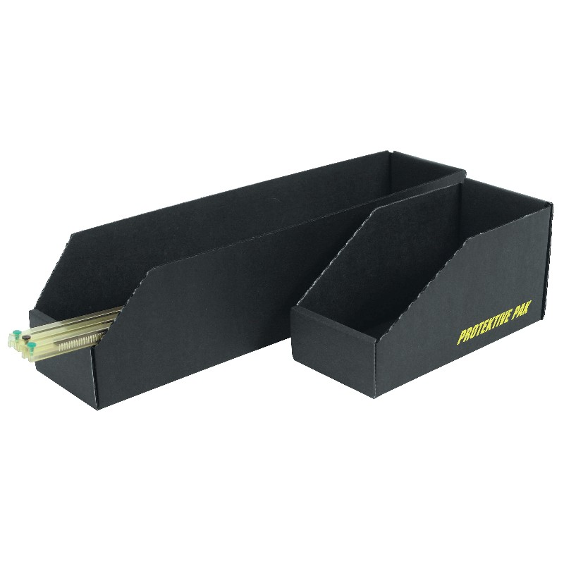 37107-OPEN BIN BOX 18 x 4 x 4-1/2 IN