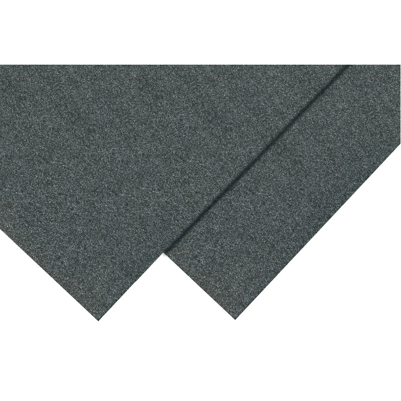 37681-FOAM, BLACK, CONDUCTIVE, CUSHION GRADE, 1/4x37x57 IN