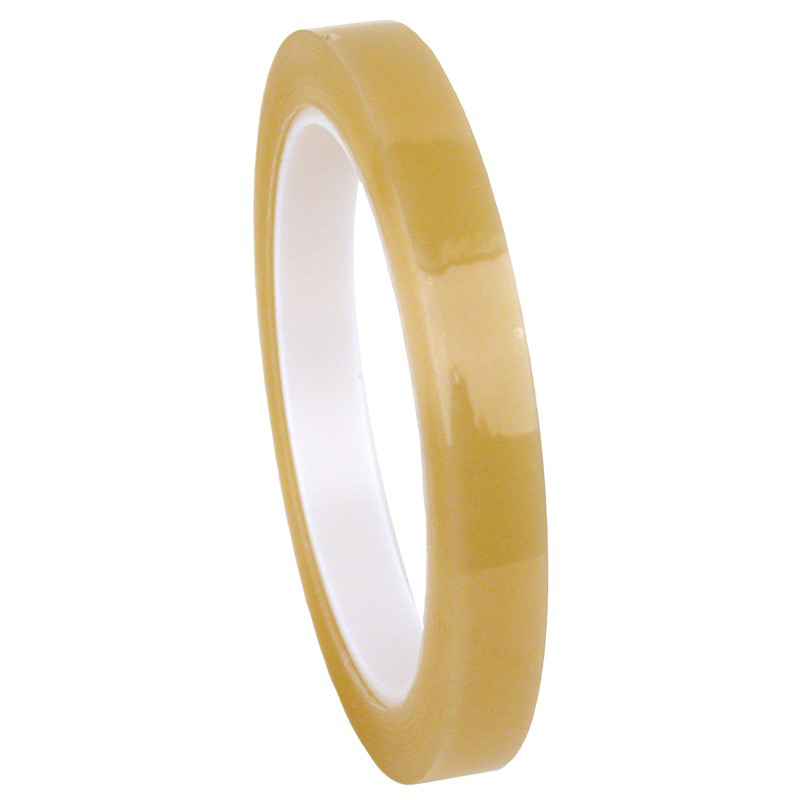 46903-WESCORP ESD TAPE, CLEAR 72 YDS, 1/2 IN, 3 IN CORE