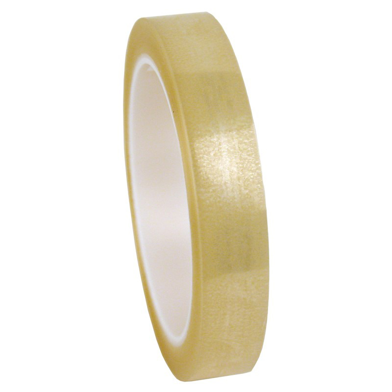 46904-WESCORP ESD TAPE, CLEAR 72 YDS, 3/4 IN, 3 IN CORE