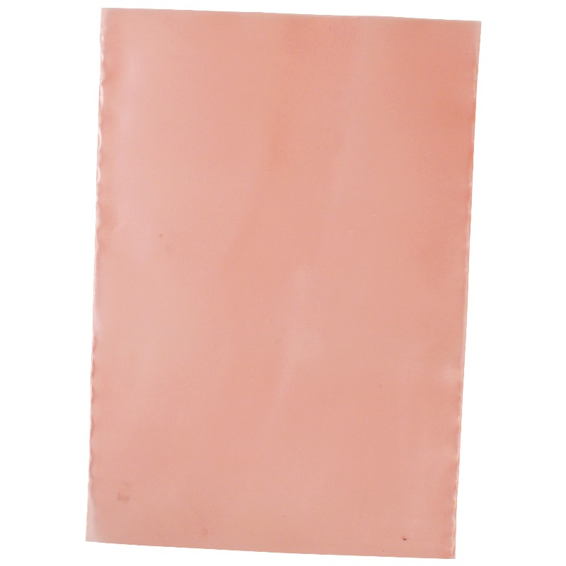 49116-BAG, PINK POLY 4MIL 15X18 NO ZIP, 100 EA/PACK