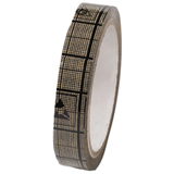 WESCORP ESD TAPE, SHIELDING GRID, 118FT 3/4''